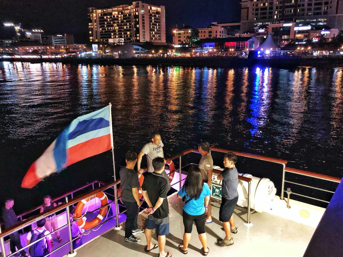 KK City Night Dinner Cruise
