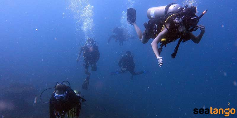 Advanced Open Water Diving Course
